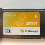 CI+ Smartcard Kabel Deutschland