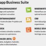 weclapp Apps