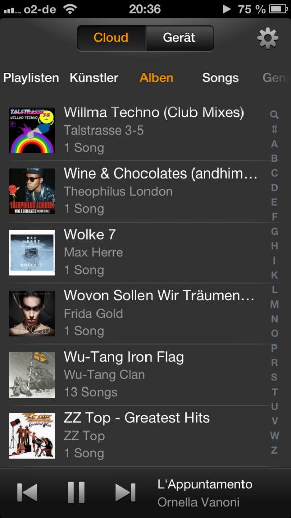 amazon musik kaufen iphone