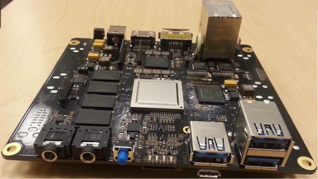 Beagleboard X15 (Foto: Elinux.org)