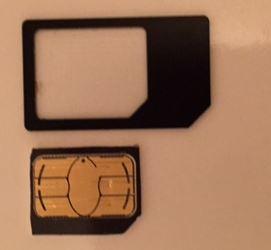 Nano SIM Karte