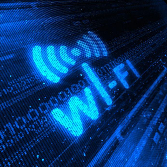 © istock.com/teekid Öffentliche Wi-Fi-Hotspots bilden ein Sicherheitsrisiko, selbst für den E-Mailverkehr.