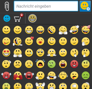 BBM Emoticons