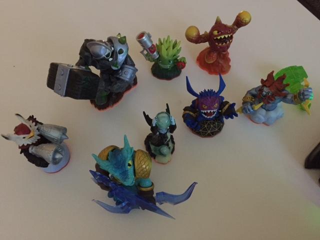 Skylander Spielfiguren