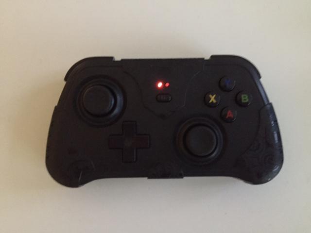 Syklander Gamecontroller