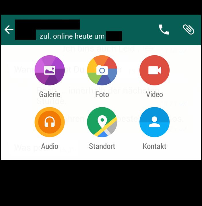 WhatsApp - Neue Optik hinter der Büroklammer