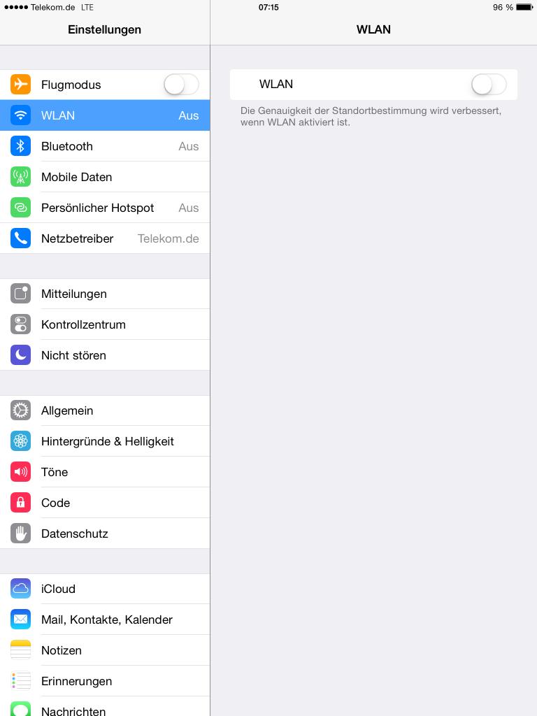 iPad-Einstellungen-WLAN