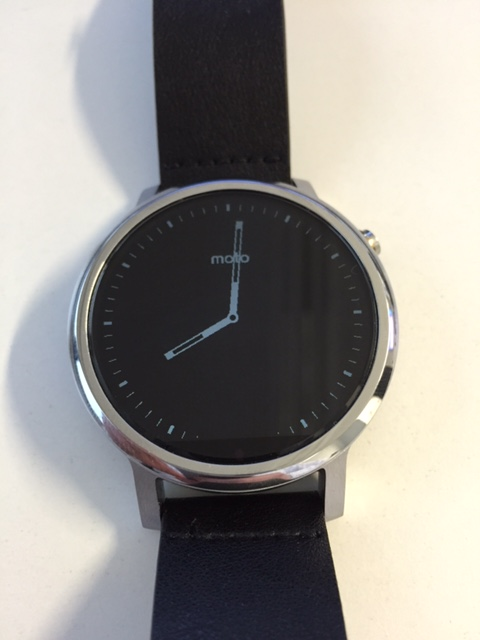 Allways-On-Display Moto 360 2