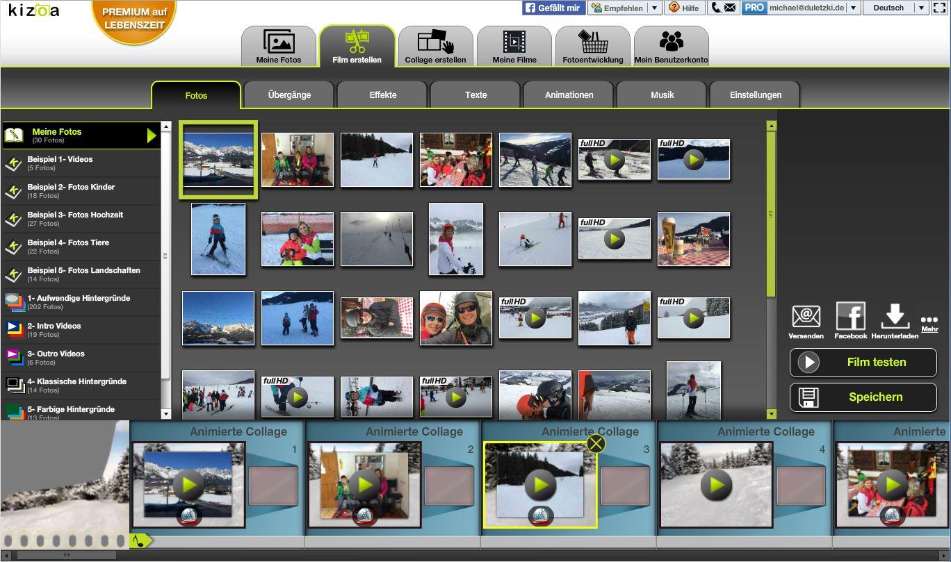 Film erstellen - 06 - Film personalisieren