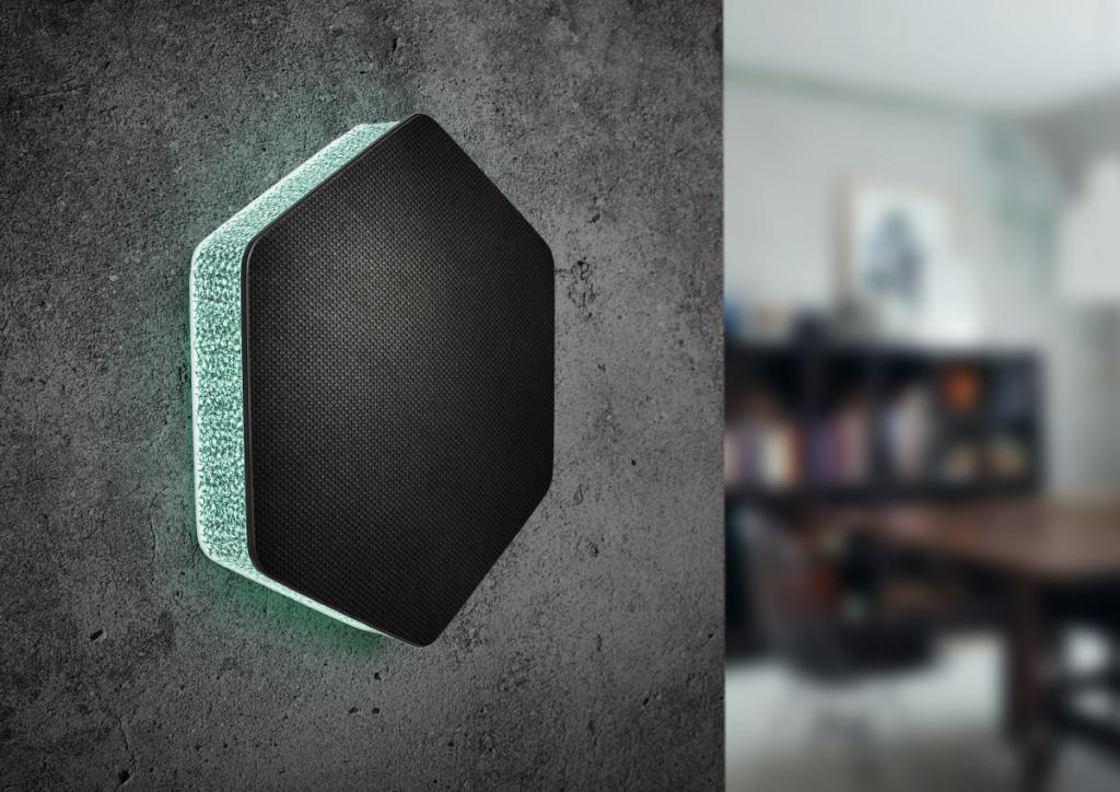 Protonet ZOE Wand grau