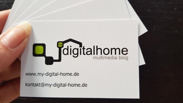 Marketing Für Den Eigenen Blog Visitenkarten Und Mousepad
