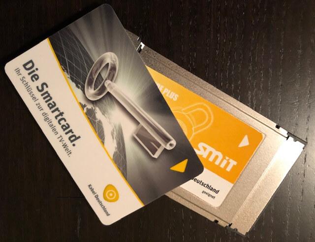Kabel Deutschland Smartcard