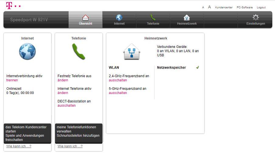 Synology Nas Und Telekom Router Port Freigeben My Digital Home