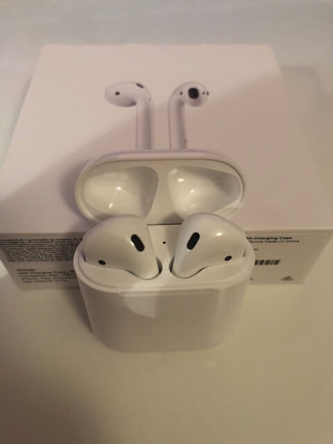 Apple AirPods Ladecase
