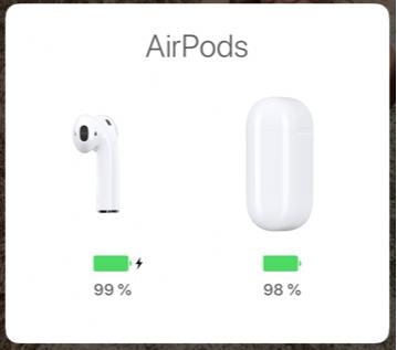 AirPods Status