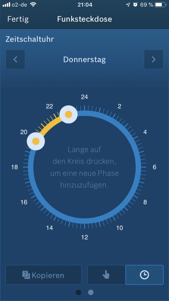 Zeitschaltuhr Funksteckdose