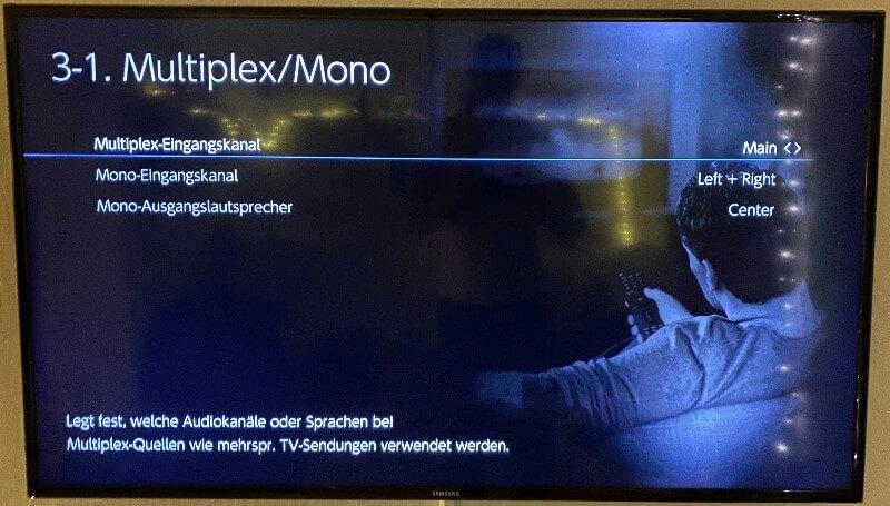 Onkyo TX-NR696 3.1 Multiplex Mono