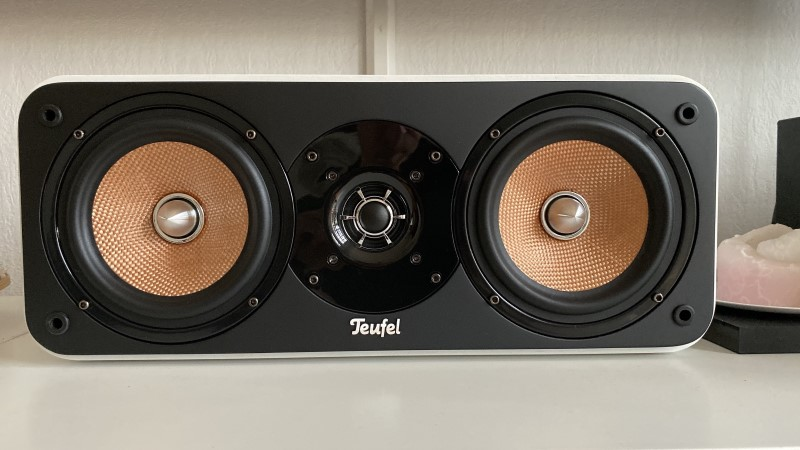 Teufel Center Speaker