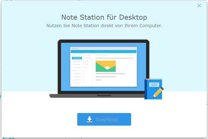 Synology Note Station Client - Download