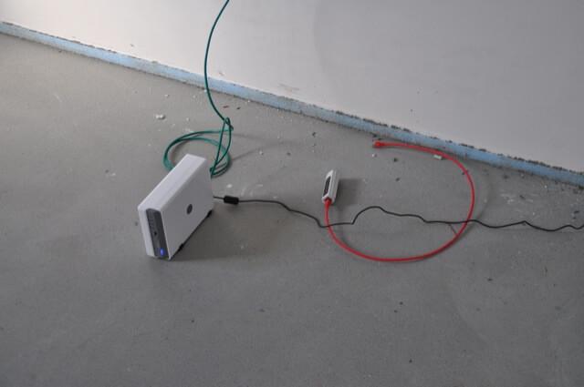NAS an Netzwerk angeschlossen