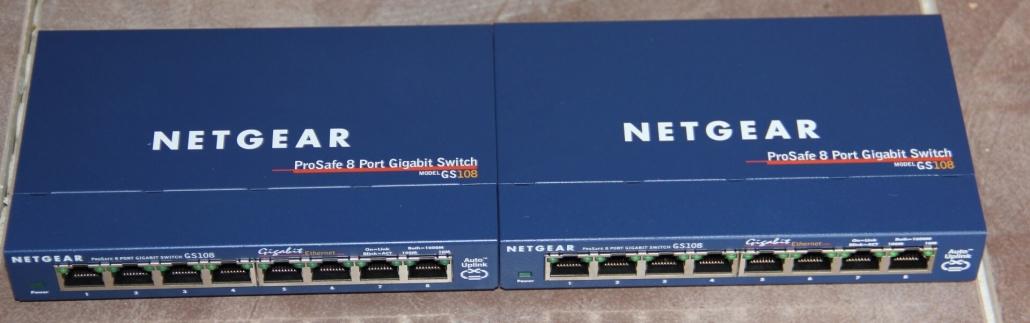 8-Port Switch